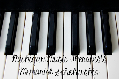 Michigan Music Therapists Memorial Scholarship